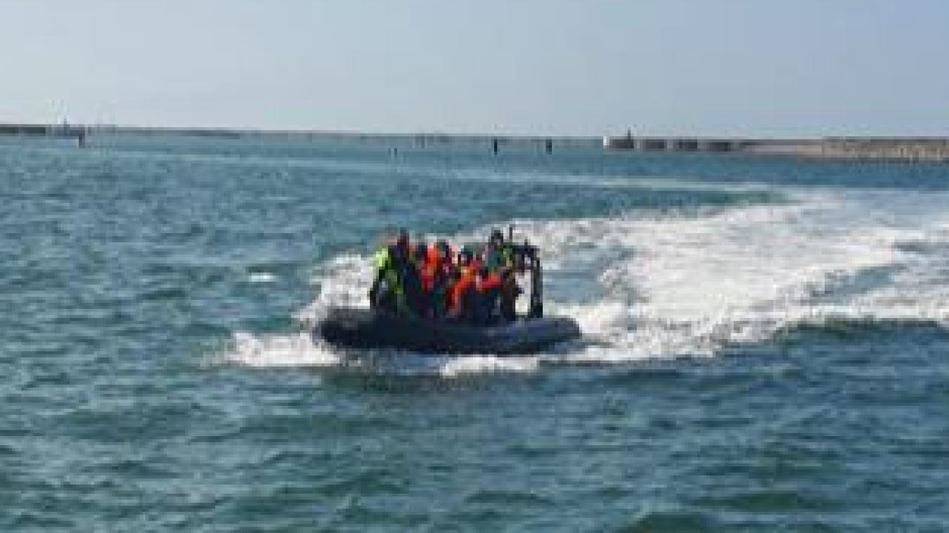 Les secours ont été très réactifs entre Dunkerque et Calais. illustration