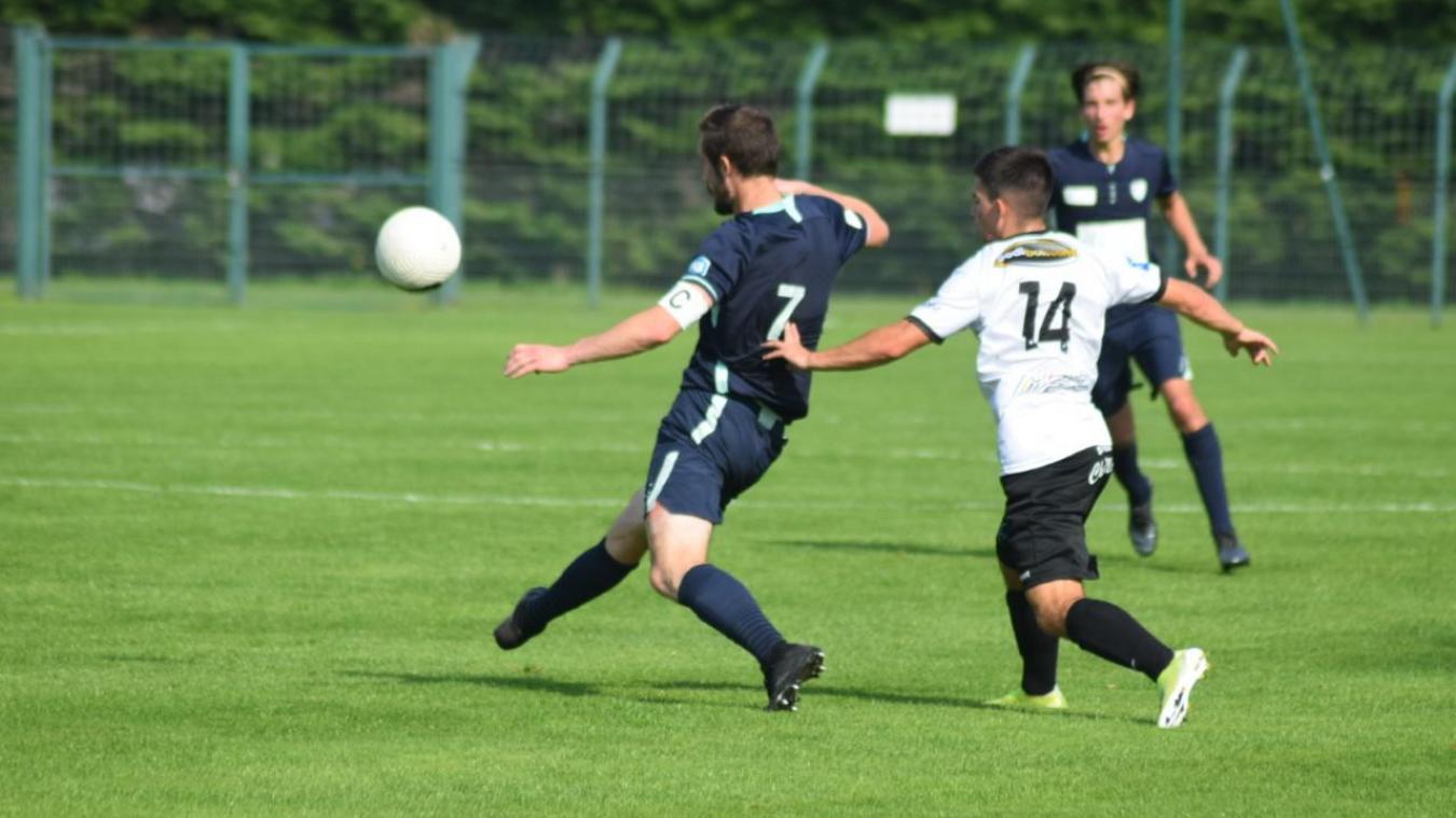 Les Touquettois ont partagé les points du match nul face à Saint-Omer samedi dernier (1-1).