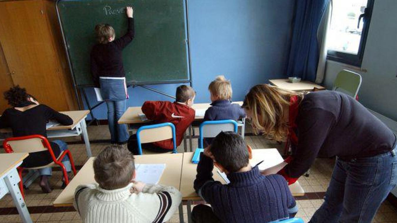 La rentrée est parfois compliquée dans certaines classes par manque d'AVS (Photo d'illustration).