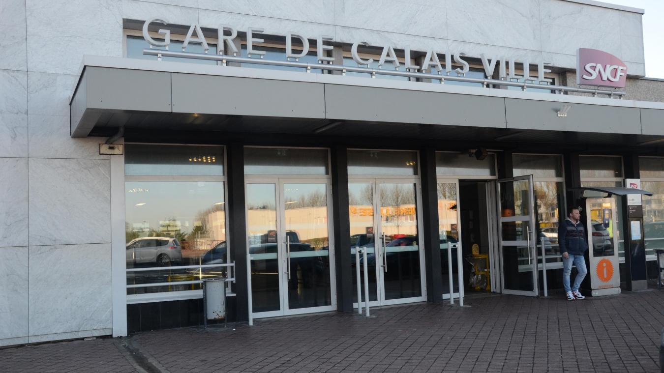 Le jeune homme de 19 ans a été interpellé à la gare de Calais, mercredi 8 septembre. ©llustration