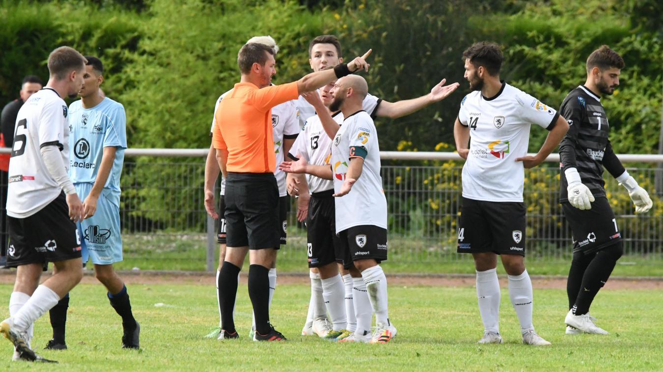 Accroché en fin de match, le SC Hazebrouck frustré par son match contre Saint-Amand
