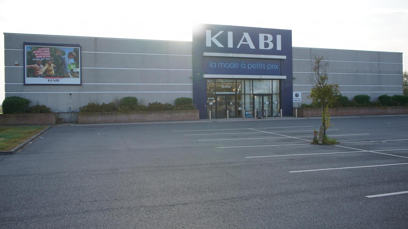Le magasin Kiabi de Faubourg de Cassel va pousser les murs