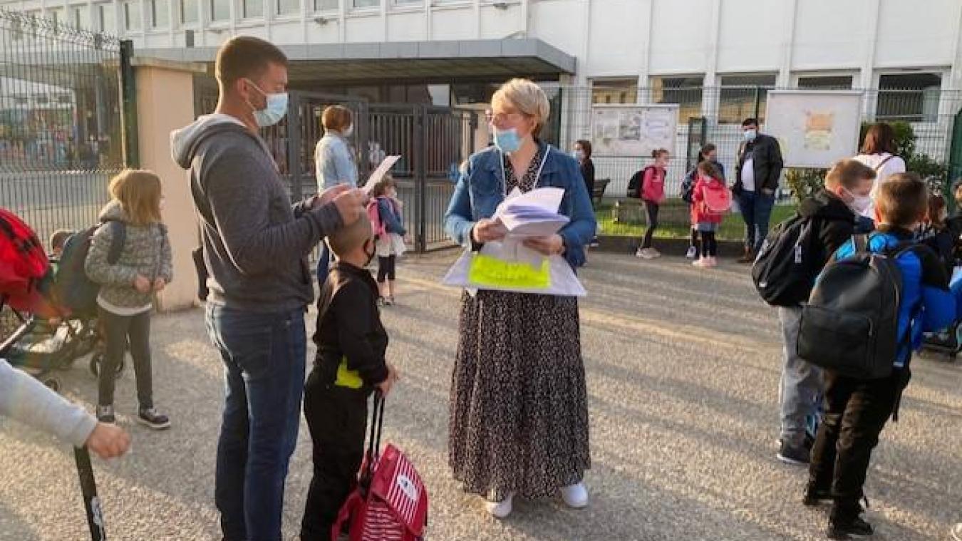 Calaisis : Faute de place, des élèves privés de cantine