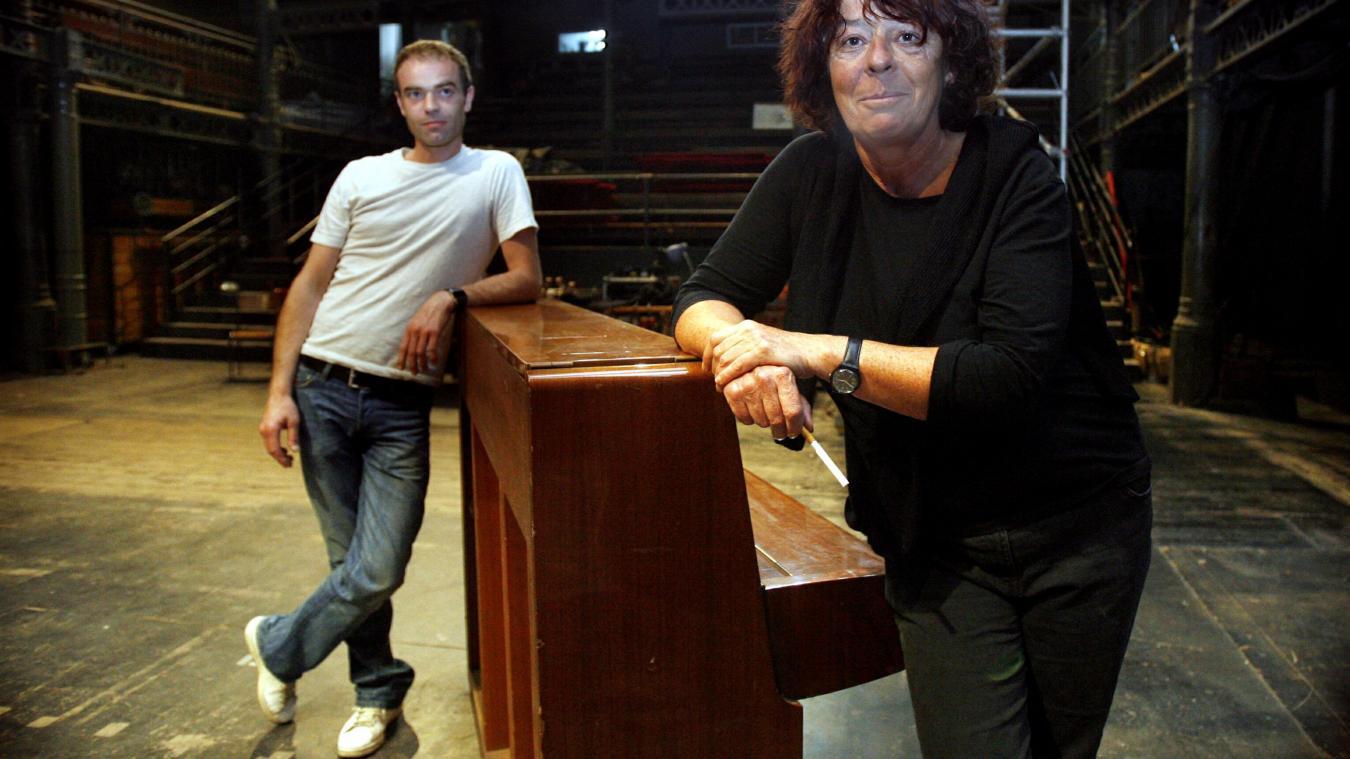 Dunkerque : Claire Dancoisne, la directrice de la Licorne, s'essaie à l'opéra baroque