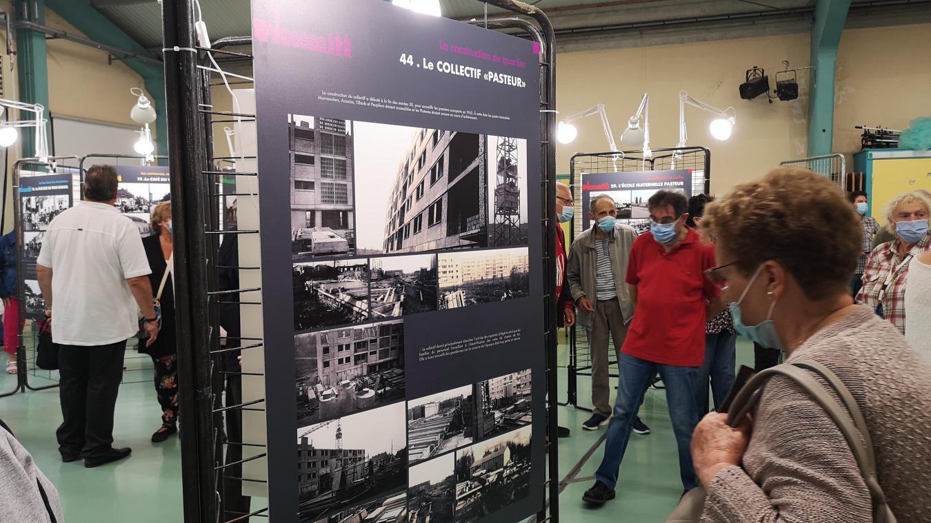 L'exposition est visible gratuitement dans les locaux du CANM.