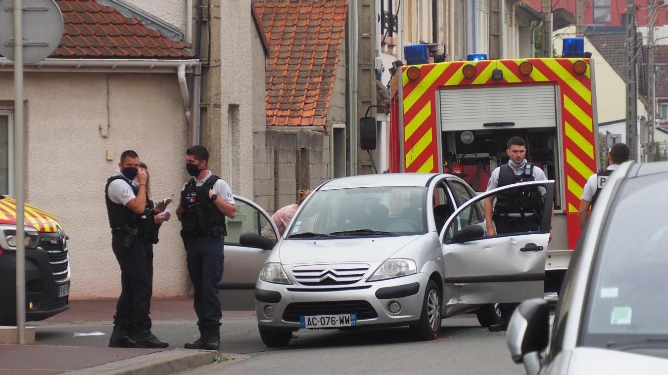 Une femme de 20 ans blessée après un refus de priorité à Calais