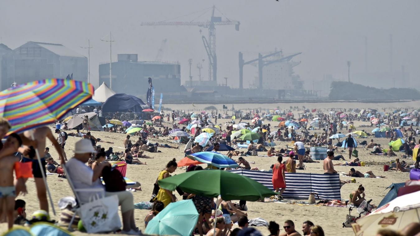 Les températures vont continuer d'augmenter et les pluies seront de plus en plus concentrées demain, même sur le littoral dunkerquois.