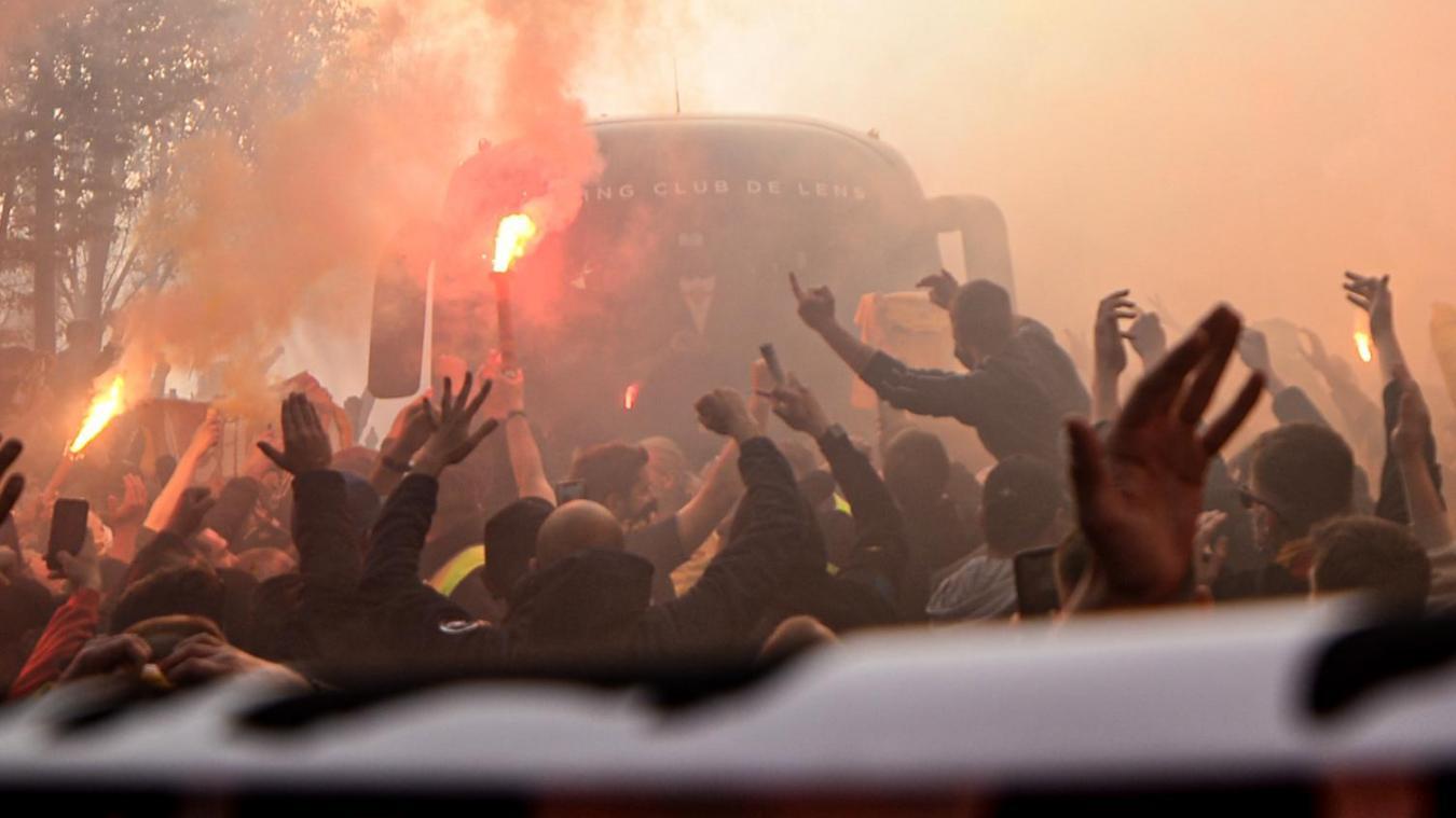 La saison passée, la réception de Lille à Lens avait été plus que bouillante.