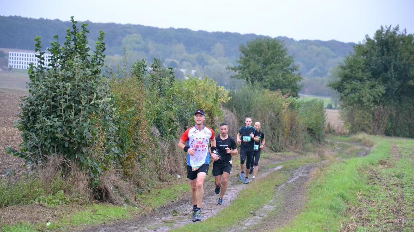 Trois courses sont au programme pour la troisième édition du Calonn'Trail dimanche 3 octobre.