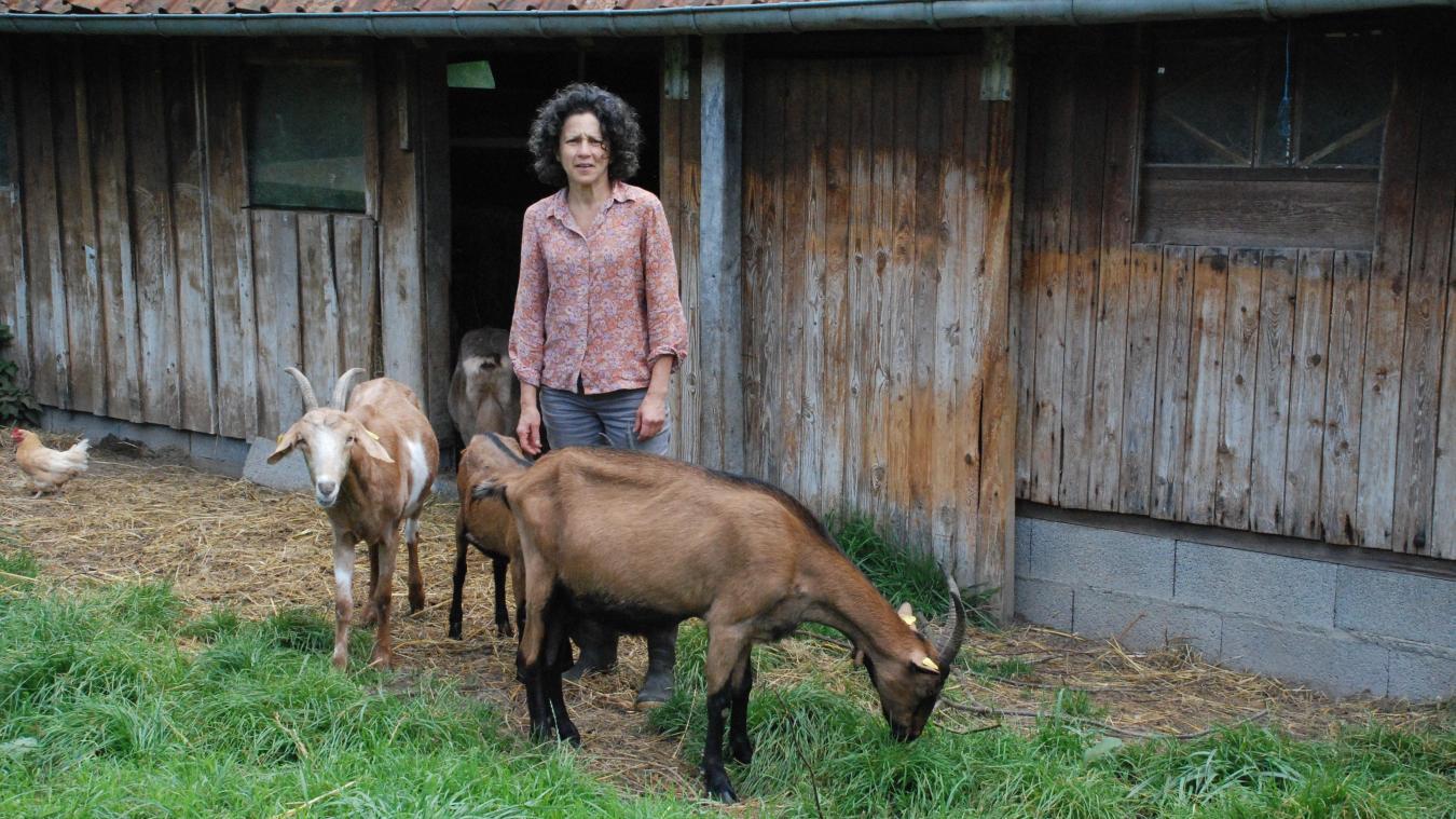 Valérie Magniez et ses chèvres vous attendent nombreux.
