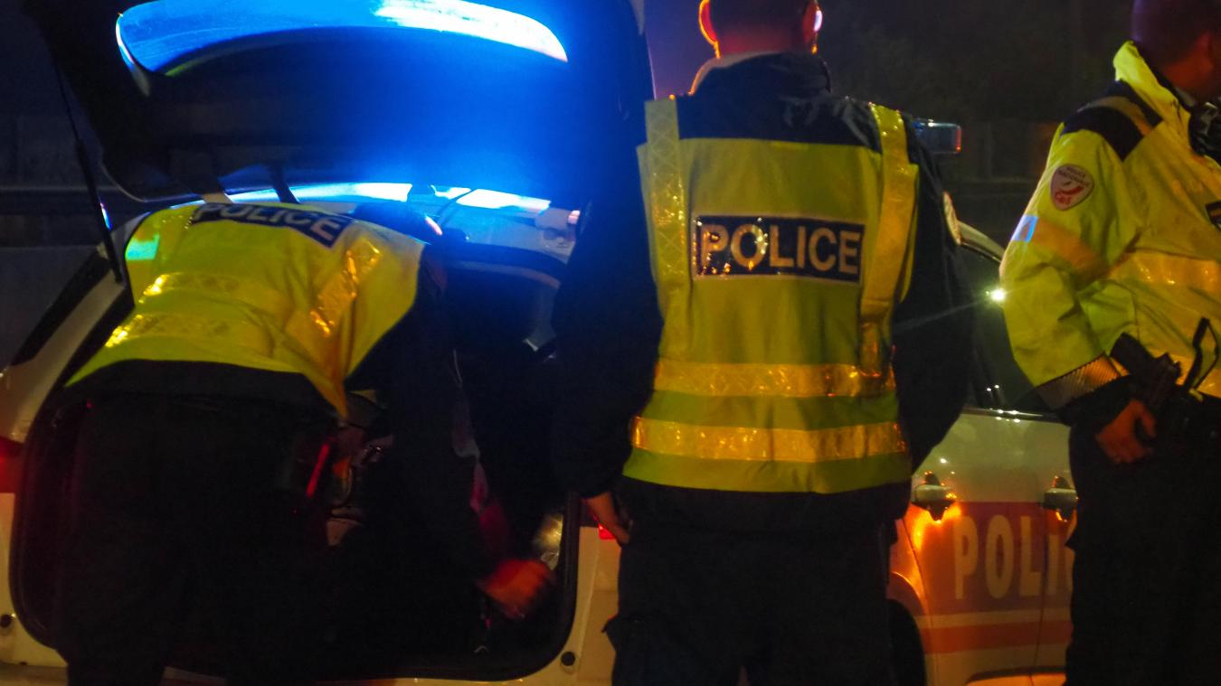 L'accident a eu lieu sur l'A6, à hauteur de Calais.