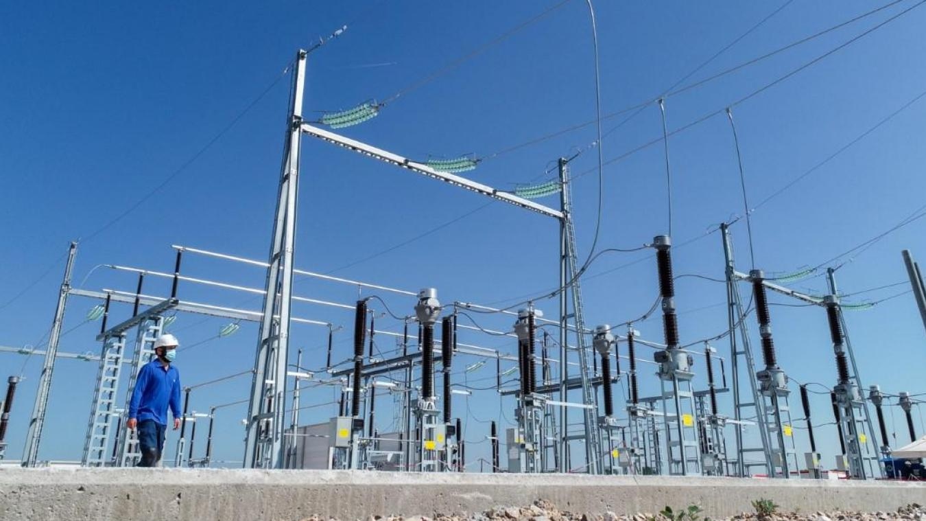 Ce nouveau poste électrique a été mis sous tension le 30 juin dernier. ACHphoto