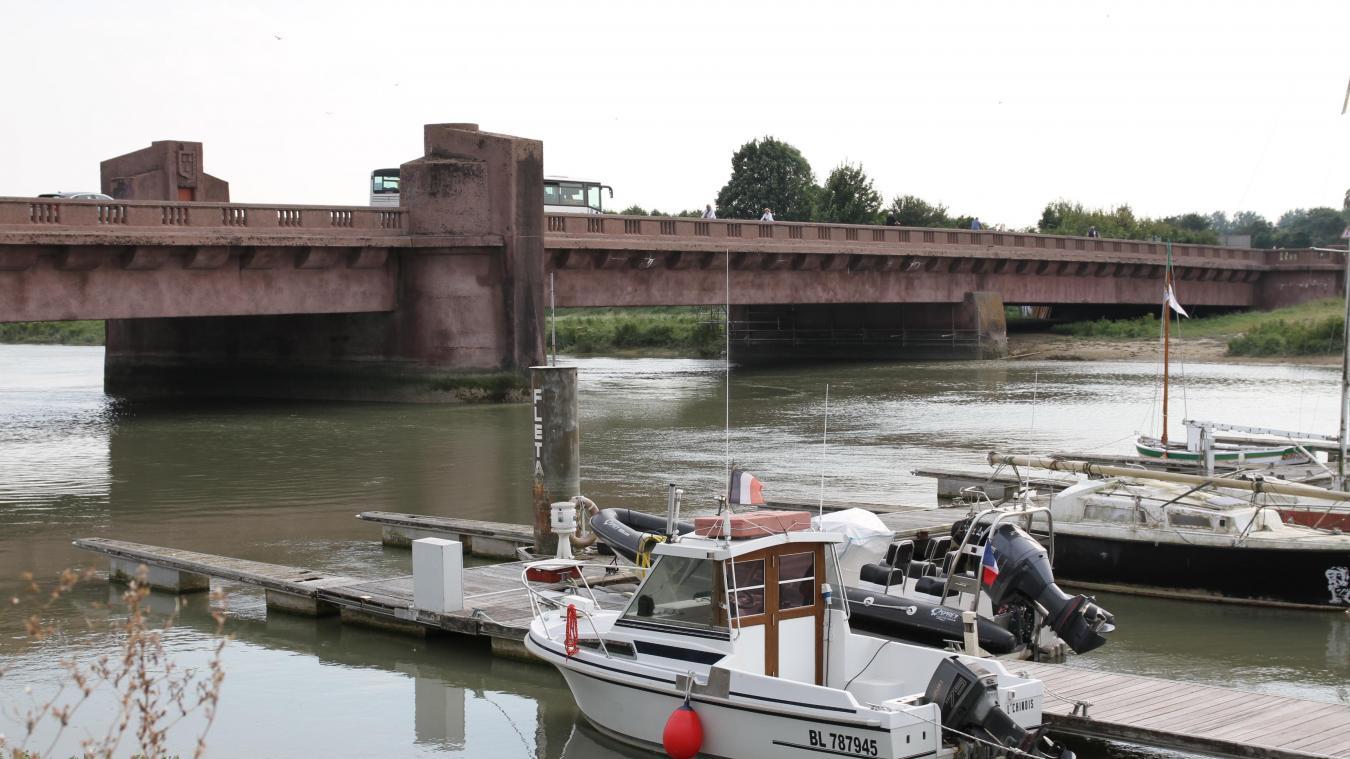 Les deux derniers chantiers concernant le pont Rose datent de 1996 et de 2016. L'ouvrage a besoin d'une réfection importante.