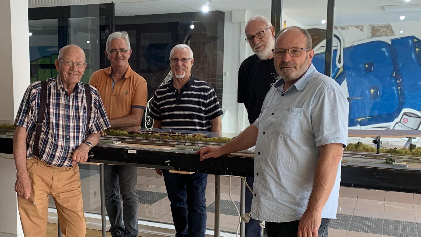 Hazebrouck : une expo du club Trains des Flandres à la friche Coppin