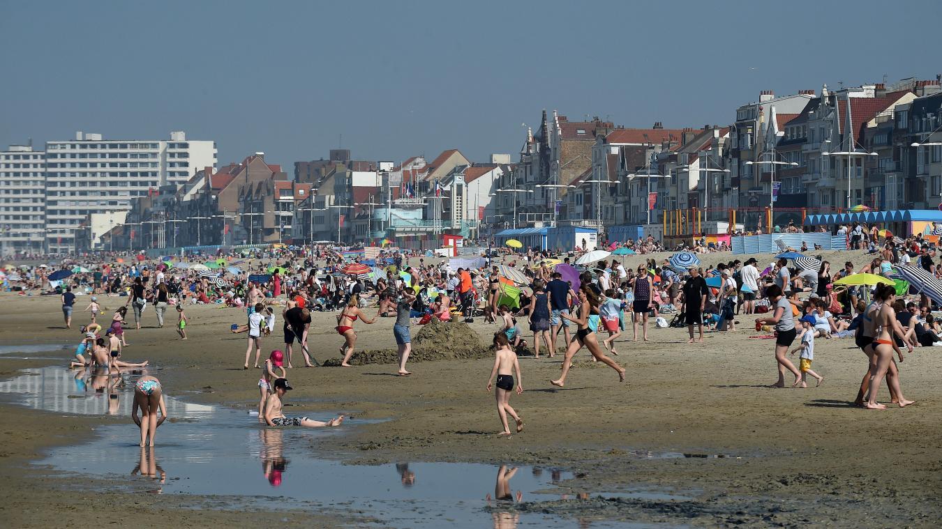 À Dunkerque, il fait presque 2°C plus chaud qu'il y a 60 ans.