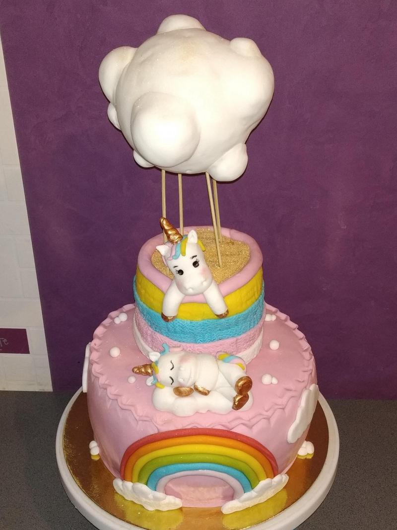 Bray Dunes Sabrina Se Lance Dans Le Cake Design Le Phare Dunkerquois