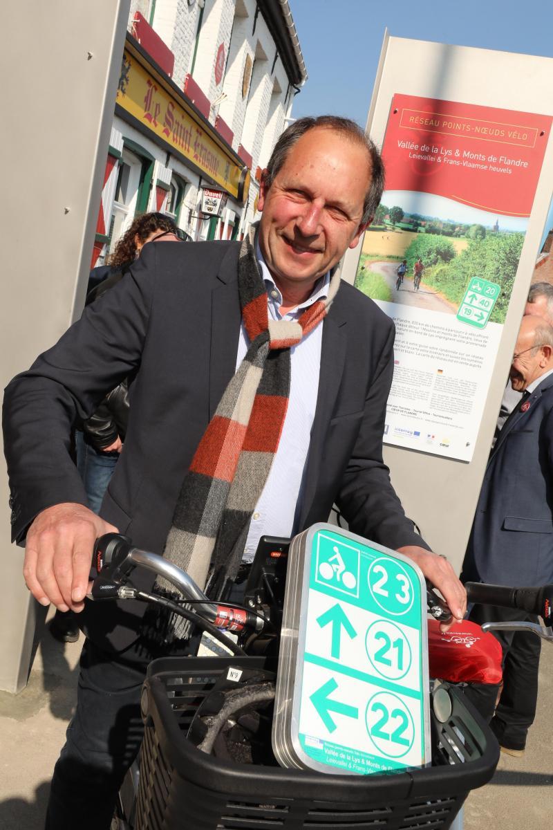 Papier Peint Lionet Hazebrouck pourquoi vous ne vous perdrez plus en vélo sur les routes de
