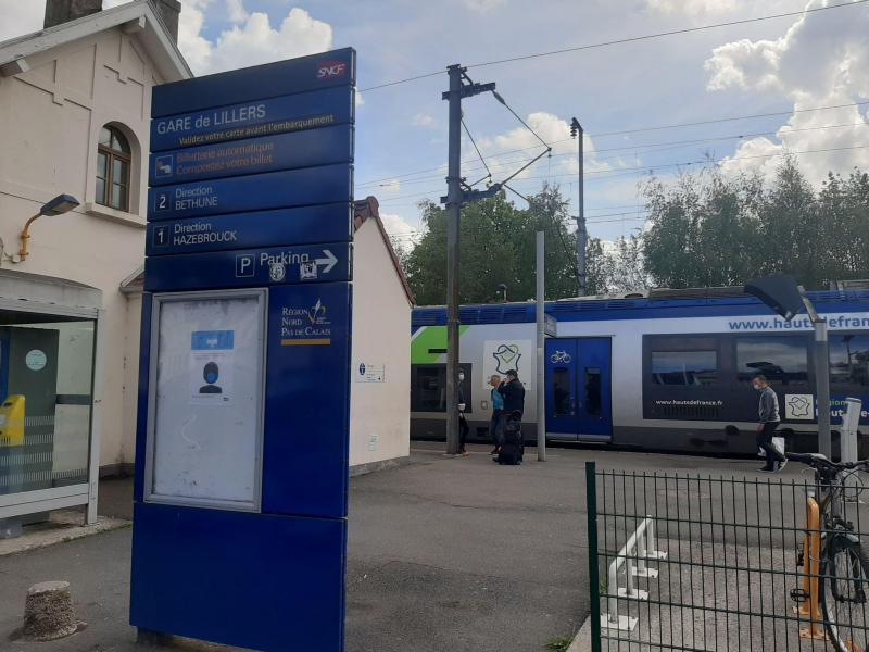 Le dispositif est levé dans la foulée et l'accès à la gare est effectif vers 17h