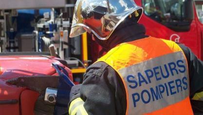 sept personnes relogées après un feu de toiture