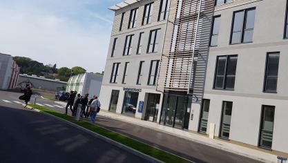 La Banque de France déménage boulevard Chanzy