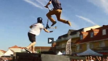 Avec le Freerider Fest, Sainte-Cécile prend des airs californiens (vidéo)