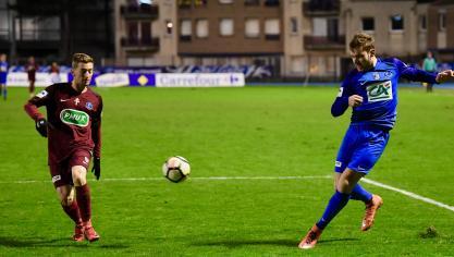Football : Valentin Candas vide son sac après son départ de l'USLD