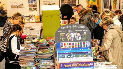 Week-end au Touquet pour garder l'esprit livre