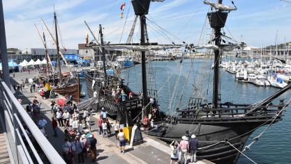 Boulogne-sur-Mer : Les Fêtes de la mer, c'est du 11 au 14 juillet 2019 !