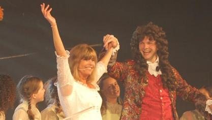 Michèle Torr et Chantal Goya, têtes d'affiche de château en fête, en mai prochain, à Offin