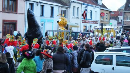 Carnaval : le mardi gras des Flibustiers