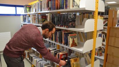 La face cachée de la nouvelle bibliothèque