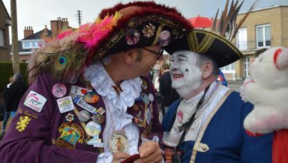 Carnaval : qui a le plus beau clet'che de la bande ?