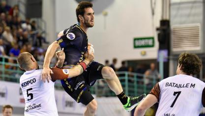 Handball : Pierre Soudry espère « renfiler le maillot de l'USDK »