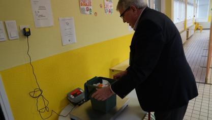 La Ville déclare la guerre au gaspillage alimentaire