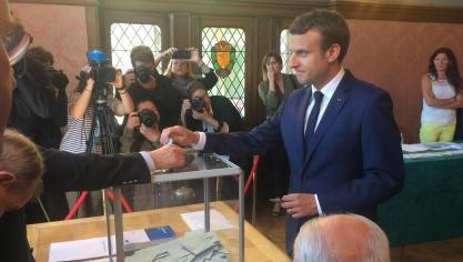 Le spectre de Macron flotte sur Le Touquet