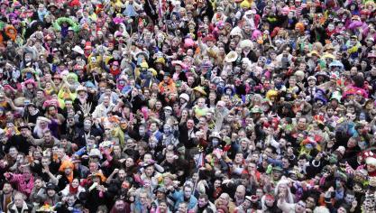 Télévision : le carnaval de Dunkerque dans une émission de LCI
