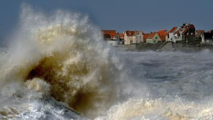 Vigilance grandes marées : appel à la prudence