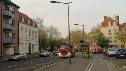 Suspicion de fuite de gaz et immeuble évacué dans la soirée