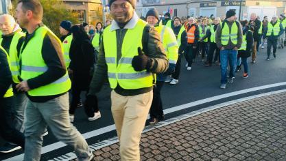 Actualité - Les Echos du TouquetLes Gilets jaunes manifestent ce samedi entre Étaples et Le Touquet
