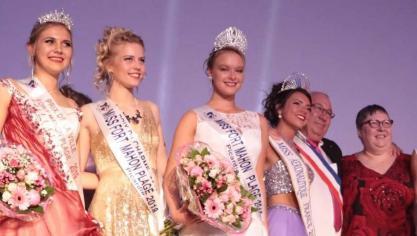 Chloé Jovenin, originaire d'Hesdin l'Abbé, élue Miss Fort-Mahon-Picardie