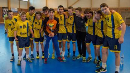 Deux titres pour l'équipe des U15 de Boulogne
