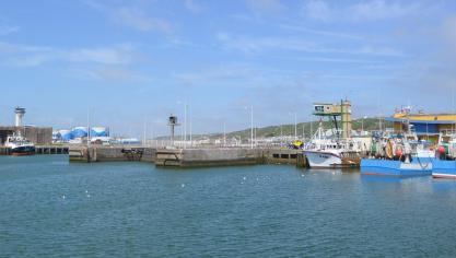 Boulogne : un intrus épinglé par l'équipage d'un bateau