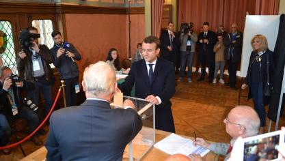 Emmanuel Macron attendu au Touquet ce dimanche 26 mai pour voter