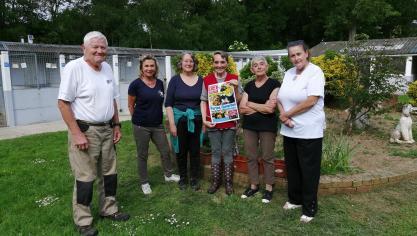 La SPA Canche-Authie met les moyens pour faire adopter ses animaux
