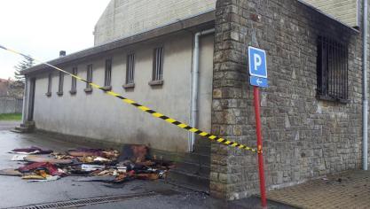 Boulonnais : Le pyromane des églises condamné à quatre ans et demi de prison, dont 18 mois avec sursis