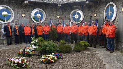 Le monde maritime du Boulonnais rend hommage aux trois sauveteurs des Sables d'Olonne