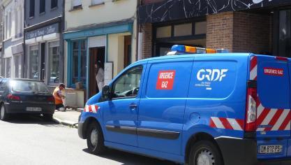 Lillers : Une fuite de gaz en centre-ville
