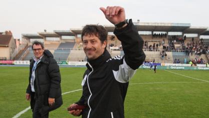 Football : Fabien Mercadal signe au Cercle Bruges