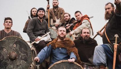 Un clan viking qui continue de grossir et qui va débarquer sur la plage