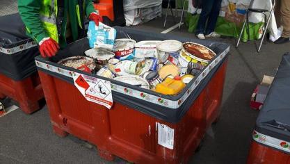 Une collecte citoyenne de déchets chimiques ce samedi 22 juin